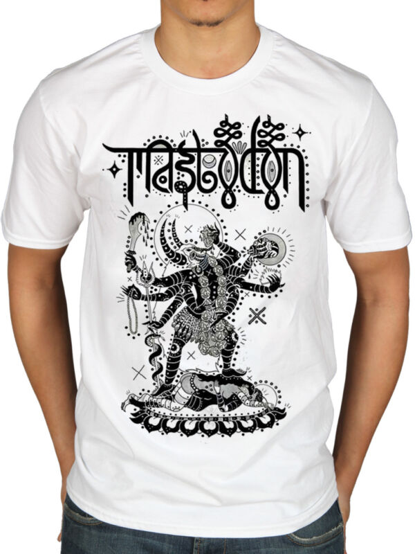 Official Mastadon Sutra Ex Tour T-Shirt Take It To Church A House Divided