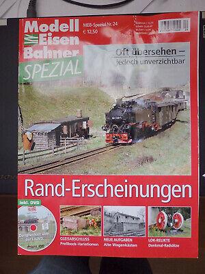 Modell Eisen Bahner Spezial Heft 24 - 2019 ohne DVD gelesen (Lesen !!!) gebraucht kaufen  Butzbach