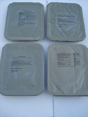 4x US Army MRE EPA, Dessert, 18 Portionen, Verpflegung, Notration, Ready to eat