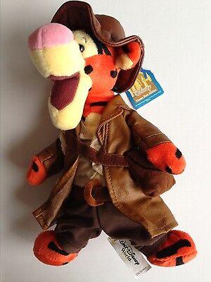 "Disney Winnie the Pooh 10""  Tigger Adventurer Bean Bag Plush"