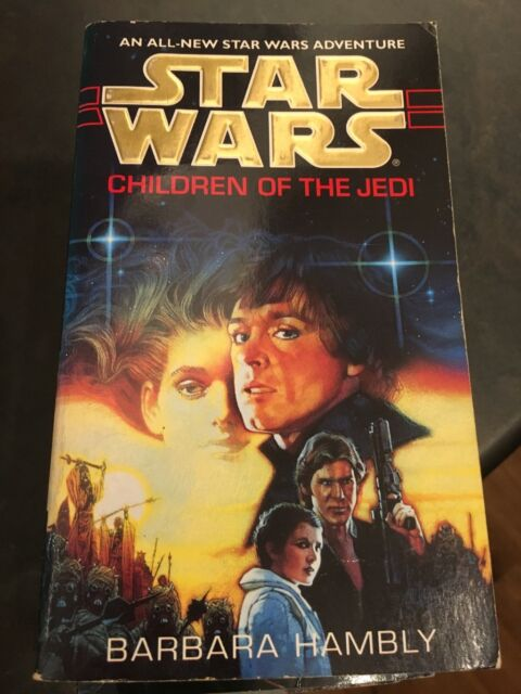 Star Wars: Children of the Jedi by Barbara Hambly (Paperback, 1996)