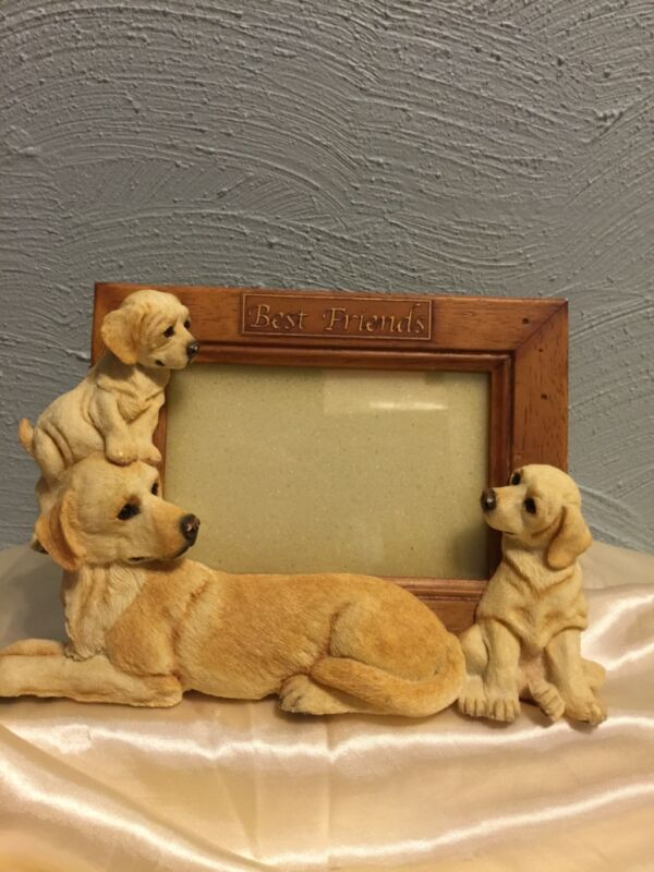 COUNTRY ARTISTS LABRADOR RETRIEVER (S) BEST FRNDS PHOTO FRAME