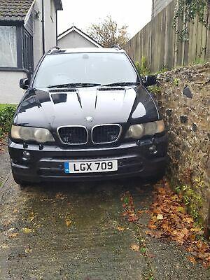 BMW X5 read description