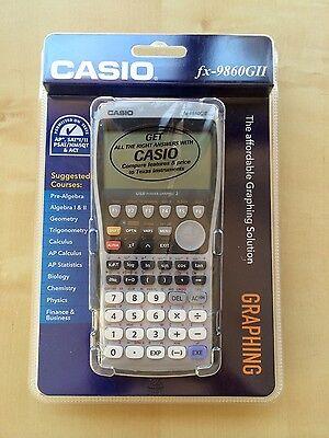 Casio FX-9860GII, FX-9860G AU USB Graphics Calculator,Warranty, GST Inc.BrandNew