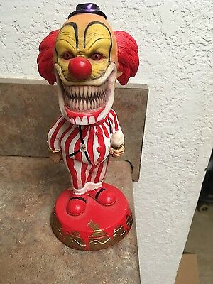 Bopp'n Heads 2002 Giggles Killer Clown Adam's Apple Bobblehead - BOP20