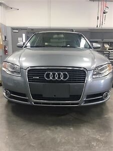 2007 Audi A4 2.0T Sdn 6sp at Tip Qtro Intercooled Turbo Premium