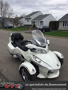 2011 can-am Spyder RT-S LIMITED
