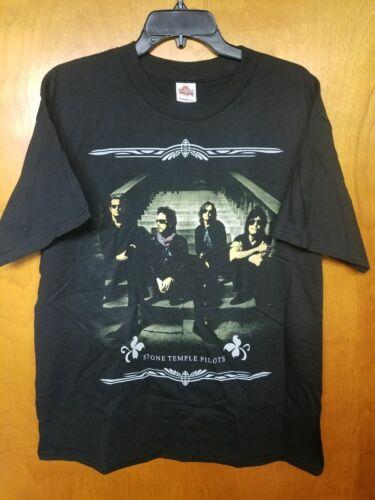 Stone Temple Pilots Shirt MEDIUM short sleeve ALSTYLE Live Concert Exclusve NEW