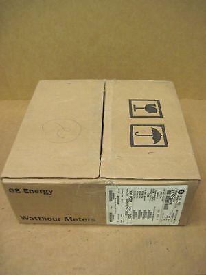 Ge I210ce Watt Hour Meter 3 Wire Class 200 240v 60 Hz Ta30