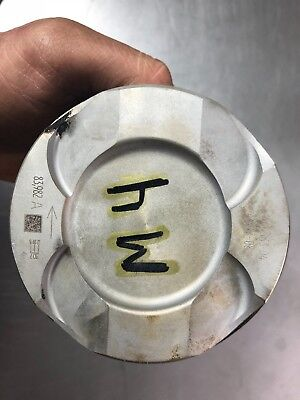 2014 bmw m4 piston connecting rod