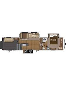 2013 Keystone RV MOUNTAINEER  357TH