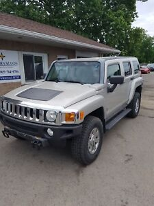2006 Hummer H3 LEATHER, NEW RUBBER