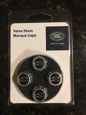 Range Rover valve stem caps OEM part #VPLVW0108