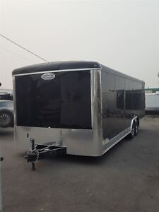 2018 CONTINENTAL CARGO 8.5x24 Tail Wind
