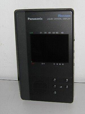 Panasonic TC-L1D Mini TV Fernseher LCD Minivison Minifernseher Rar LCD-TV