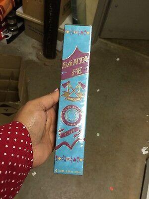 SANTA FE by Aladdin Fragrances Eau de perfume 3.4 oz 100ml spary woman VERY HARD