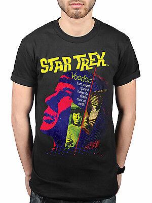 Official Star Trek Voodoo T-Shirt Movie Merchandise Kirk Spock Klingon Scotty](Voodoo Merchandise)