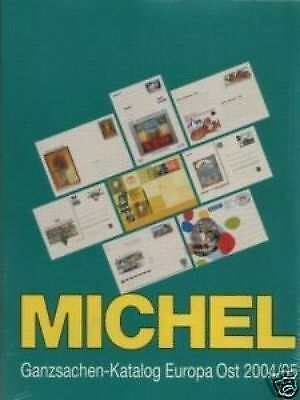 Michel Ganzsachen Katalog Europa Ost 2004/2005 NEU!!!
