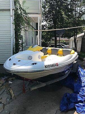2005 Seadoo sportster Jet Boat NO RESERVE
