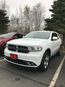 2015 Dodge Durango LIMITED 4WD W/DUAL-SCREEN BLUE-RAY DVDS