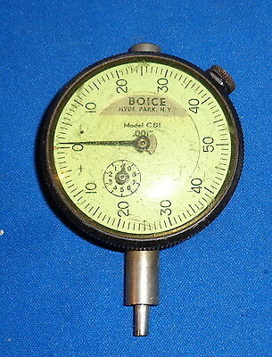 Mahr Federal Model Ids-267 Indicator C8i Boice Indicator Gages Dial Indicator