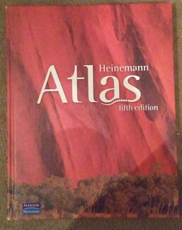 Pearson: Heinemann Atlas (fifth edition) Daceyville Botany Bay Area Preview