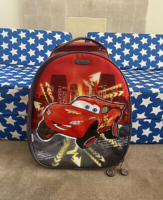 Samsonite Mini Suitcase For Children Disney Cars 4 Wheel Suitcase