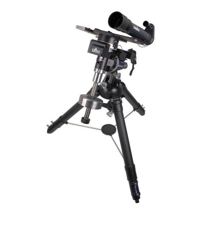 Meade LX850 GPS GoTo Equatorial Telescope Mount w/ Starlock Tripod & AutoStar II