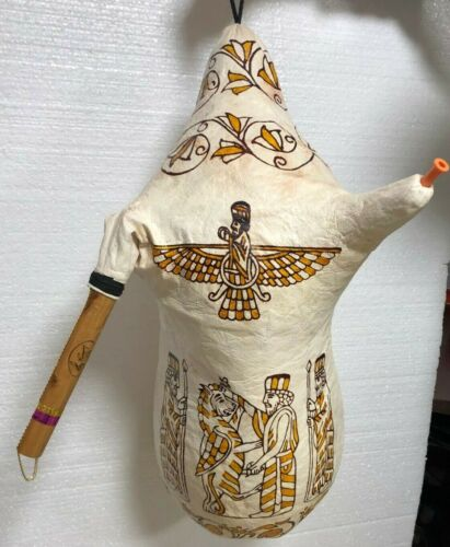 Ney-Nay Anban-Bagpipes - High quality with painting -Farvahar design