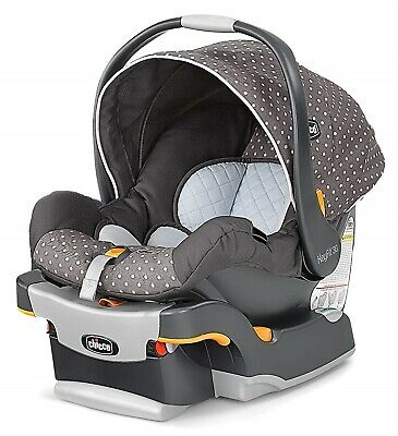 Chicco Keyfit 30 Infant Child Safety Car Seat & Base Lilla 4