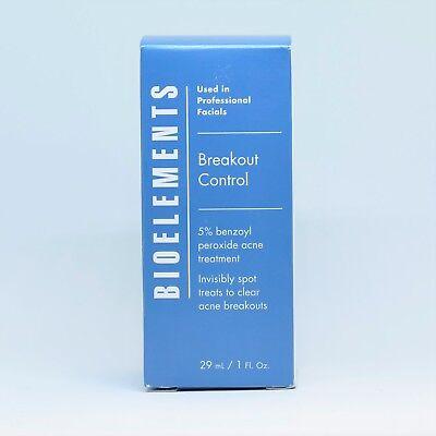 Bioelements Breakout Control Acne Treatment, 29 ml / 1 fl oz - BEST BY