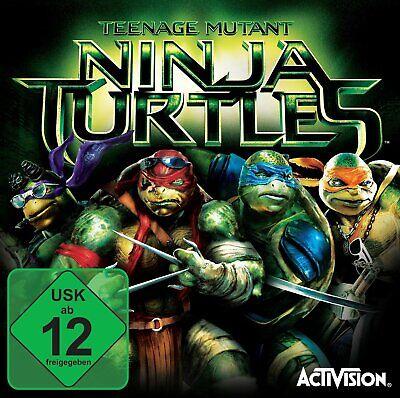 Teenage Mutant Ninja Turtles Movie Ninetndos 3ds Game Spiel Kino Hit Dt Ware Neu