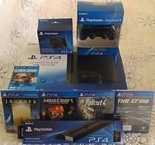 ** NEW / UNOPENED: PlayStation 4 Bundle - 1TB Console + Extras ** Sydney Region Preview