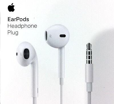 Original Apple EarPods  Earbuds Headphones for  iPhone5,5s,5c,6,6s 3.5 mm Jack