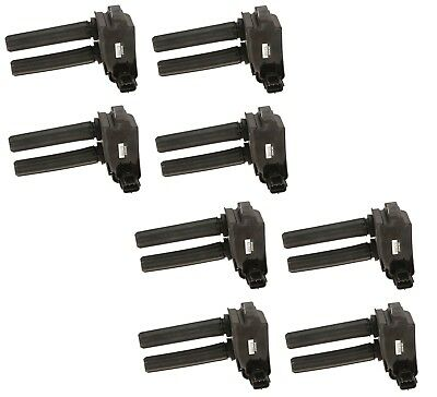 Set of 8 Denso Direct Ignition Coils for Chrysler 300 Dodge Durango Jeep Ram V8