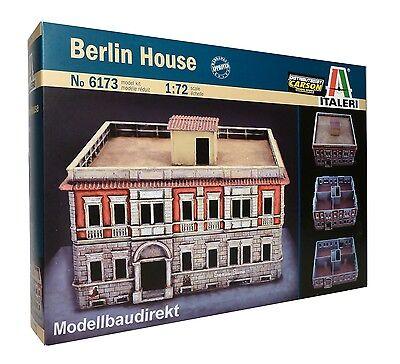 Stadthaus - Berlin - für Diorama 1:72 Bausatz Italeri 6173 NEU in OVP