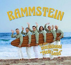 RAMMSTEIN Mein Land * CD Digipack Single 2011 * NEU *
