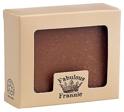 - ORANGE VANILLA Herbal Soap Bar with 100% Pure Essential Oils Fabulous Frannie