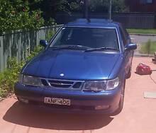 2002 Saab 9-3 Hatchback long rego (nov) Denistone East Ryde Area Preview