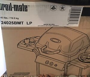 Broil-mate bbq barbeque