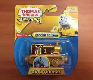 70th ANNIVERSARY GOLD THOMAS THE TANK ENGINE Hornsby Hornsby Area Preview