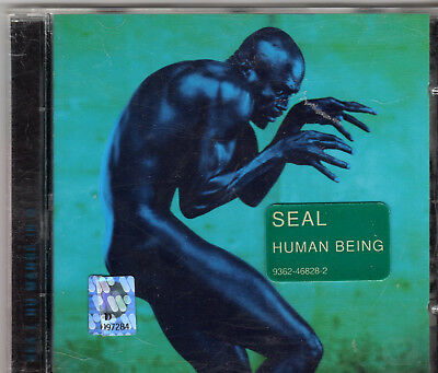 Seal - human being, CD, human beings, latest craze, lost my faith,state of grace