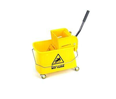 Mini Mop Bucket With Wringer 21 Quart 5.2 Gallon
