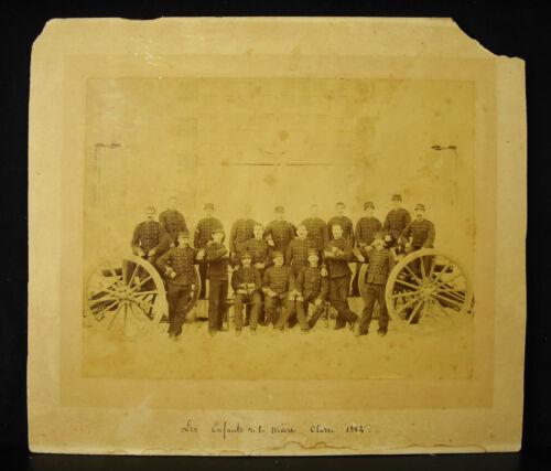 37 Regiment Artillery Bourges Class 1882 Captain Chovet 1913 Militaria