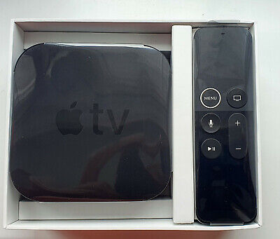 Apple TV 4K 64GB -5th Generation - A1842 - mint (one month old)