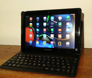 """Lenovo A10 Android 10"""" tablet + clavier/keyboard"""