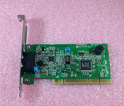 Genius  Kma113060102   Internal Pci 56K  V 90  Data Fax Modem