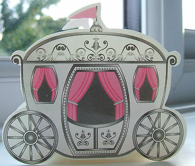 Princess carriage gift box(Small)-Ideal for necklaces-bracelets etc