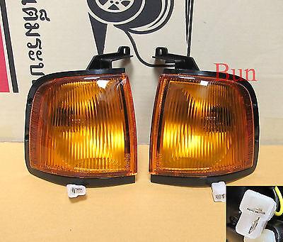 Front Indicator Light for Ford Ranger pickup lamp lens 98-02 LH RH N-S O-S L R