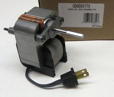 S99080176 Broan Nutone Utility Side Discharge Fan Vent Motor 99080176 Sp-61k32